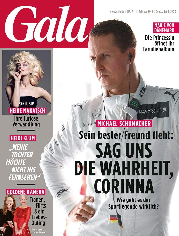 Exklusives GALA-Shooting: Heike Makatsch in ihren Lieblingsfilmen / Sexy und cool - Heike Makatsch als Olivia Newton-John