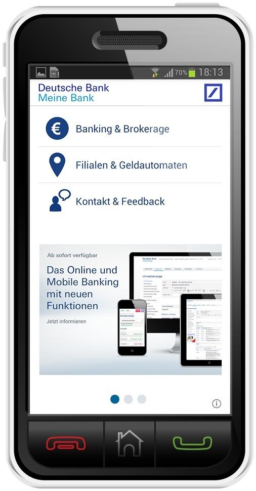 F deutsche bank brokerage