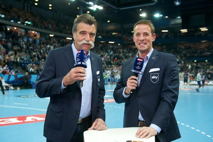 Zum Auftakt der Handball-Weltmeisterschaft: Deutschland gegen Polen am Freitag live bei Sky