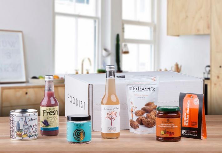 FOODIST expandiert mit monatlicher Gourmet Überraschungsbox in die Schweiz / Ab sofort kommen auch Schweizer in den Genuss von außergewöhnlichen Delikatessen von Manufakturen aus ganz Europa