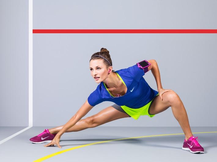 Le sport est en ligne sur manor.ch
