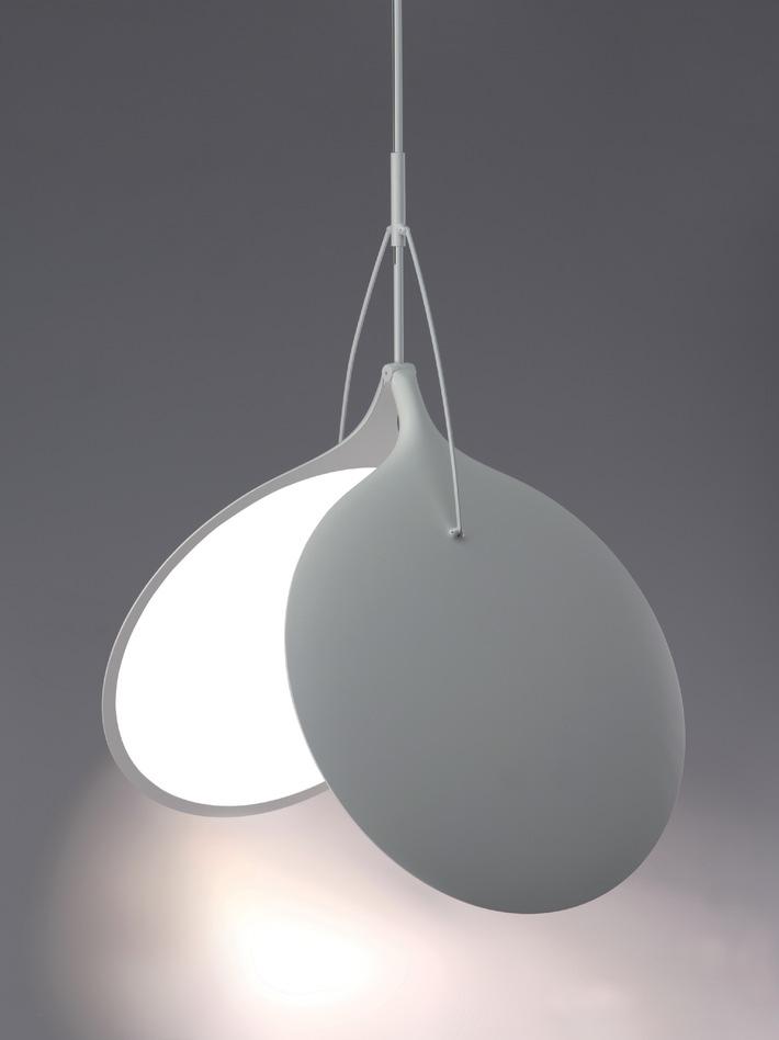 """Gewinner des internationalen BraunPreis Design-Wettbewerbs 2009: """"OLED-Leuchte Muschel"""" (mit Bild)"""
