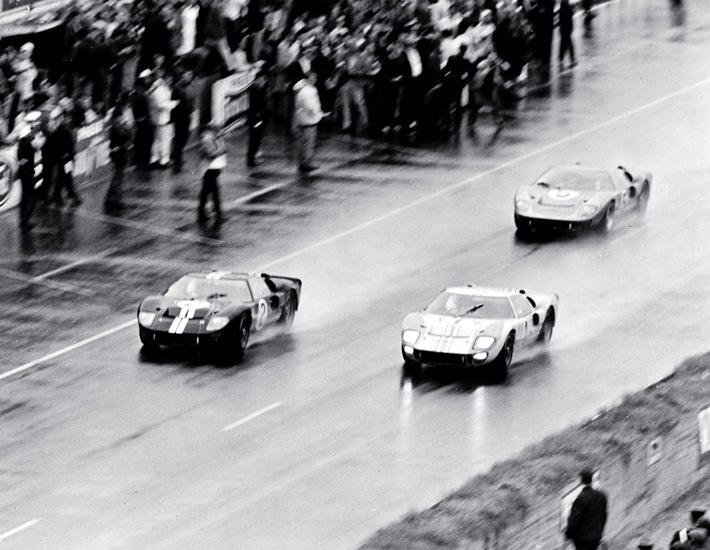 Ford GT40-Fahrer Chris Amon erinnert sich an seinen großen Le Mans-Sieg von 1966
