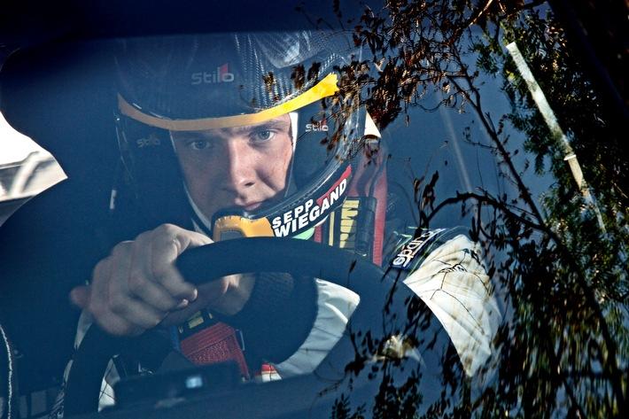 """Sepp Wiegand vor dem IRC-Finale 2012 auf Zypern: """"Will nochmal alles geben"""""""