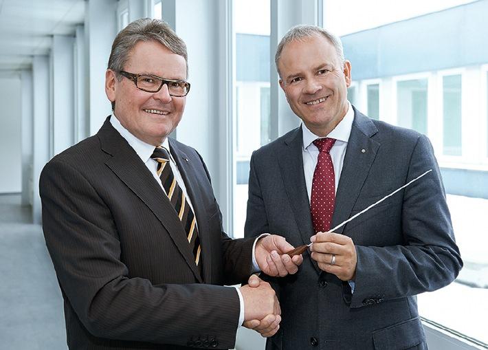 Neuer Geschäftsleiter bei Debrunner Acifer AG St. Gallen / Daniel Steiger übernimmt per Januar 2013 die Geschäftsleitung