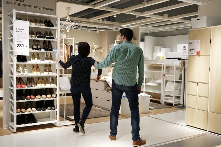 Kostenlose Paartherapie bei IKEA - Wie das schwedische Möbelhaus Beziehungsharmonie fördern will