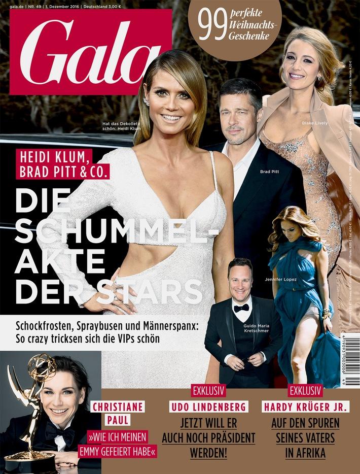 """Udo Lindenberg: """"Ich wäre als Bundespräsident sehr preiswert."""""""