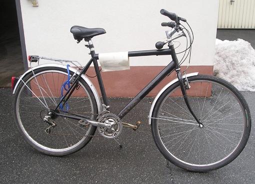 POL-SHDD: Gustavsburg -Ladendieb lässt sein Fahrrad zurück - Polizei bittet um Mithilfe bei der Täterermittlung