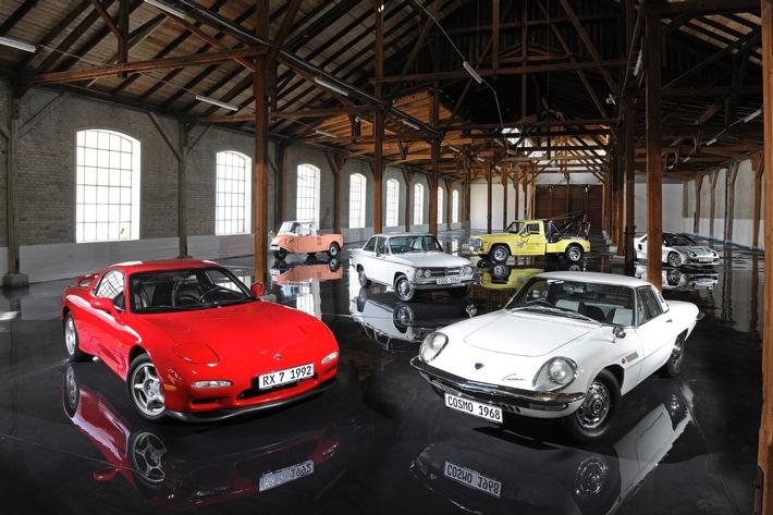 Mazda Classic - Mazda Geschichte hautnah erleben