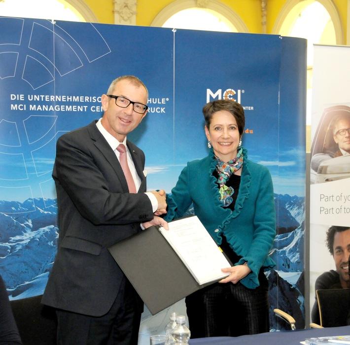 Gemeinsames Forschungslabor von Infineon und Management Center Innsbruck. Innovationsprojekt für Multicopter bereits marktreif.