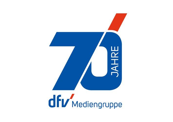 70 Jahre dfv Mediengruppe - Erfolg auf ganzer Linie