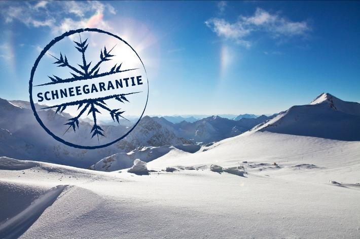 Winterurlaub ohne Risiko mit der Tiscover Schneegarantie