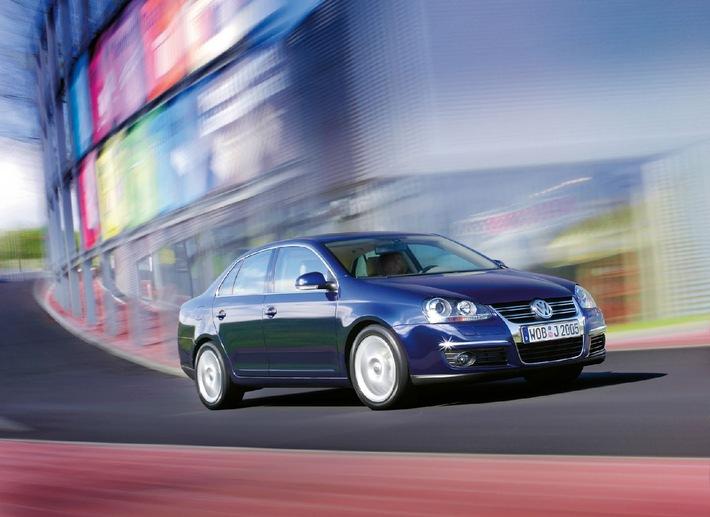 Der neue Volkswagen Jetta: Erste Fakten - Europa-Debüt mit Beginn des Vorverkaufs Anfang Juni