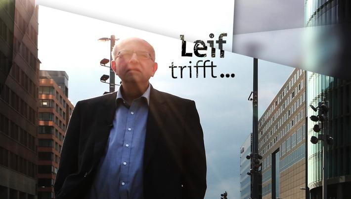 """Sinkendes Rentenniveau brandgefährlich für die Demokratie """"Leif trifft: Arme Rentner - Kein Wohlstand mehr im Ruhestand?"""" / 12.10., 20:15 Uhr im SWR Fernsehen"""