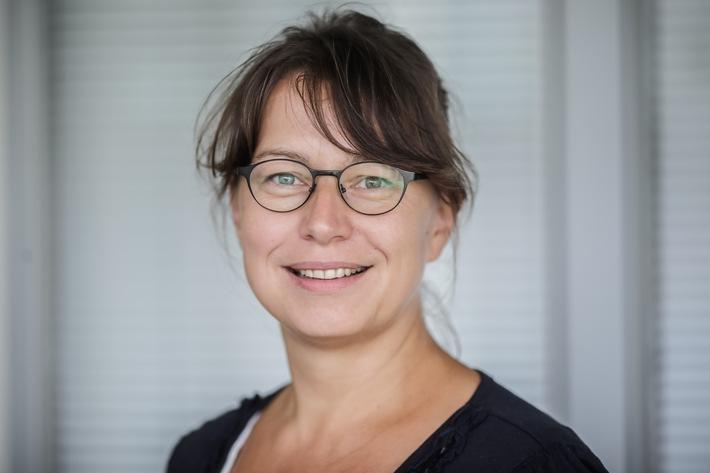 Annett Stein wird neue Wissenschaftschefin der dpa