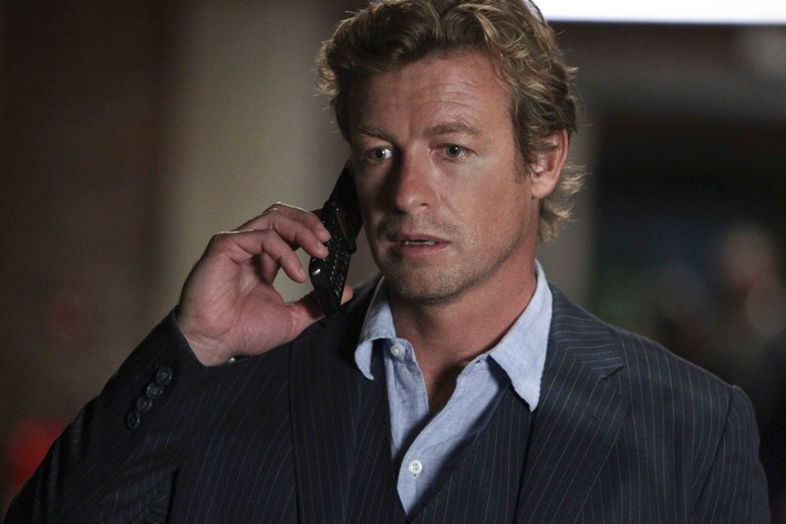 "It's Time for Crime! Neue Folgen von ""The Mentalist"" ab 12. Januar um 21:15 Uhr in SAT.1"