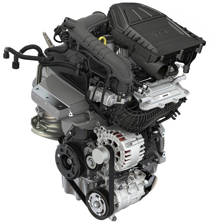 Erfolgsmodell: SKODA Octavia mit neuen Motorisierungen und Getriebeoptionen