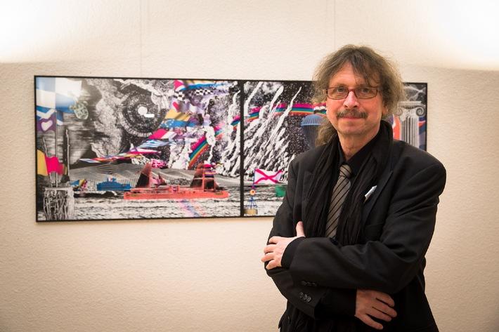 """Ausstellung """"Landschaftspflege"""" beim MDR in Leipzig"""