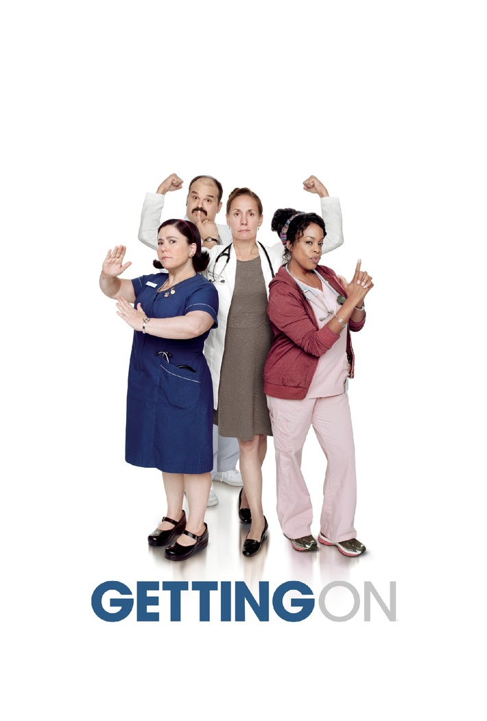 """Getting On - Fiese alte Knochen"" - 2. Staffel der HBO-Comedyserie exklusiv auf Sky"