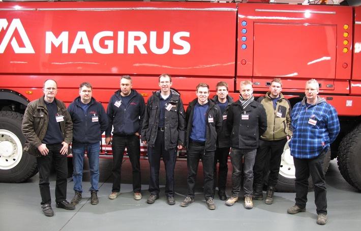 FW-AR: Löschgruppe Wennigloh der Arnsberger Feuerwehr gewinnt internationalen Feuerwehr-Award