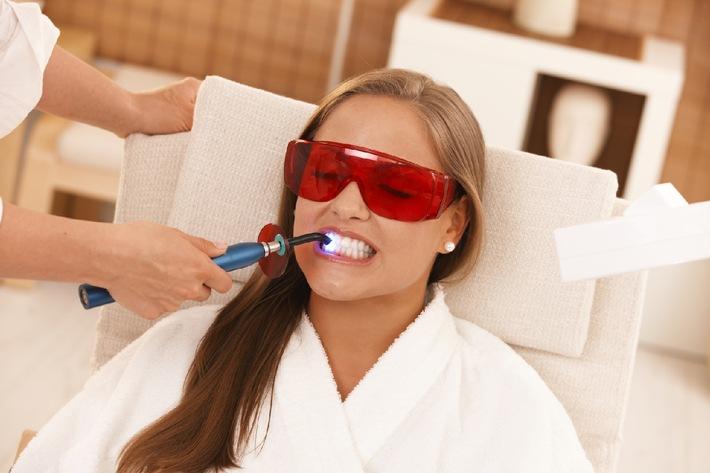 Bleaching: Kosmetik für die Zähne