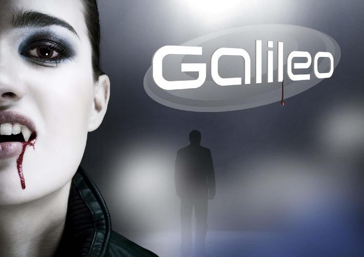 Galileo Spezial Mythos Vampire - Von Transsilvanien nach Hollywood (mit Bild)