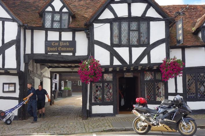 Miss Marple trifft Hamlet// Schnieder Reisen: Autorundreisen auf den Spuren großer Schriftsteller durch England