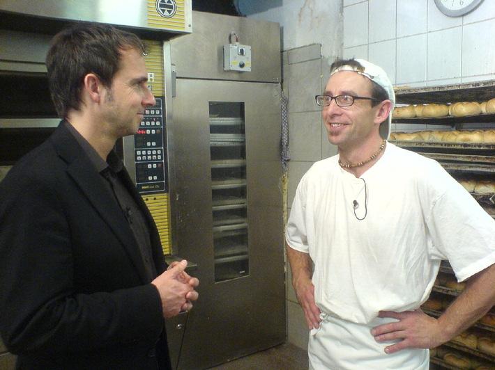 """Prokuristin flüchtet vor """"Hagen hilft!""""! Bäckerei in Schwierigkeiten - am Donnerstag, 9. Oktober 2008, um 21.15 Uhr bei kabel eins"""
