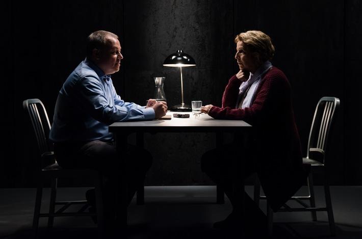 """Michaela May, Uwe Ochsenknecht und Detlef Bothe als Serienmörder; TV-Sender A&E startet Dreh seines eigenproduzierten neuen Crime-Formats """"Protokolle des Bösen"""""""