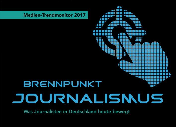 Glaubwürdigkeit, Fake News und Unabhängigkeit sind die größten Herausforderungen für Journalisten