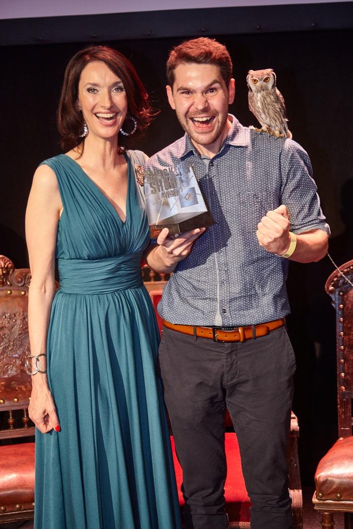 Korbinian Dufter gewinnt den 17. Shocking Shorts Award von 13th Street