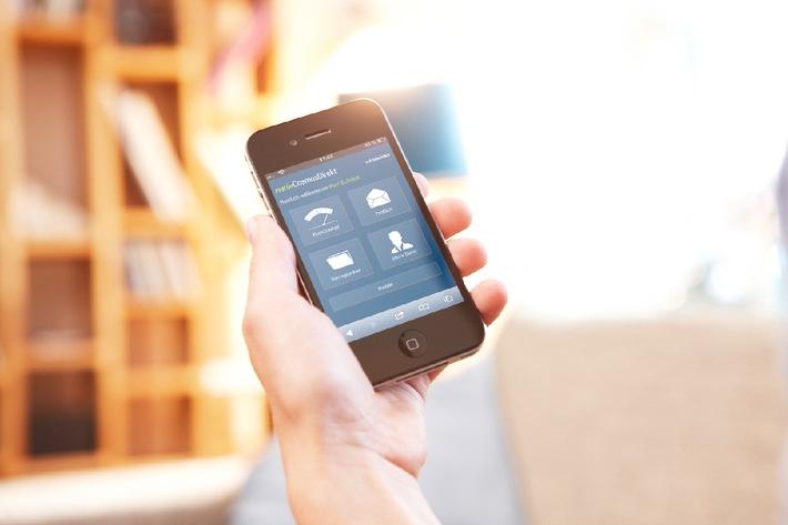 Die Finanzen im Griff - immer und überall: CosmosDirekt baut Kundenportal für mobile Endgeräte aus