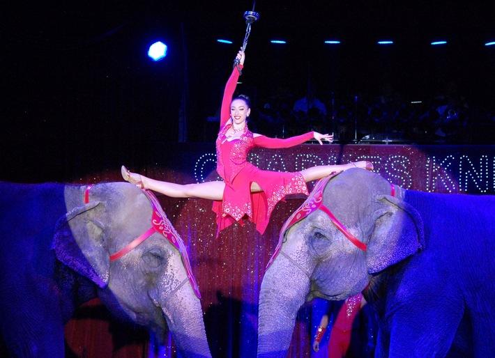 Zensur in der ARD? Aktionsbündnis wirft ARD verfälschte Darstellung des Zirkus-Festivals von Monte Carlo vor