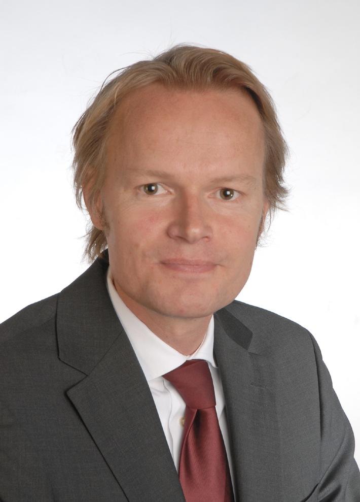 Svend Janssen ist neuer General Manager Schweiz von Ruesch Travelex
