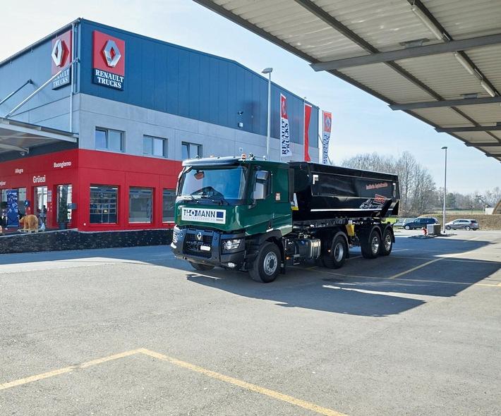 Fünfter Thomann-Betrieb in Arbon eröffnet