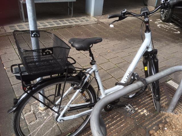 POL-DA: Darmstadt: Einbruch in Waschküche / Wer kann Hinweise zum Verbleib eines Elektrofahrrads geben?
