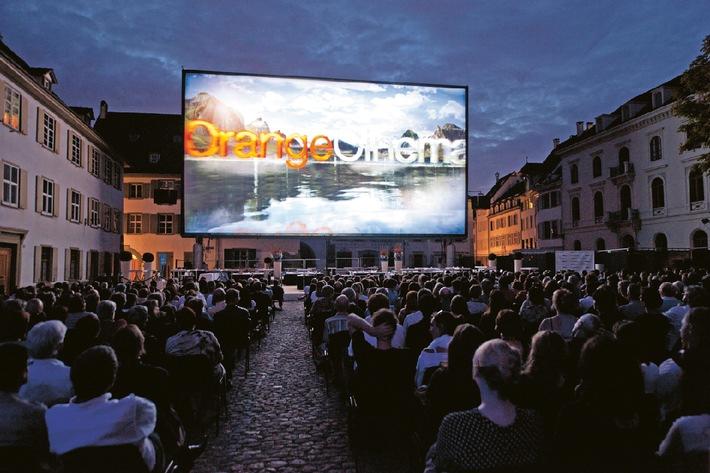 OrangeCinema Basel: Platz für grosses Kino