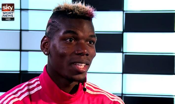"""Paul Pogba schwärmt von Bayerns Weltmeister: """"Thomas Müller erstaunt mich immer."""" / Das komplette Exklusiv-Interview mit dem Juventus-Star am Freitag ab 17.00 Uhr auf Sky Sport News HD"""