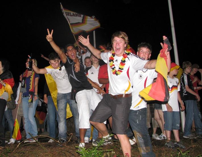 PPSH-ERB: Odenwaldkreis - Fußball EM 2008