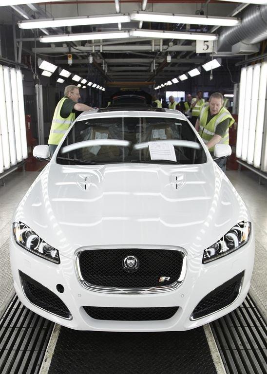 Jaguar Land Rover schafft 1'100 neue Stellen in Grossbritannien