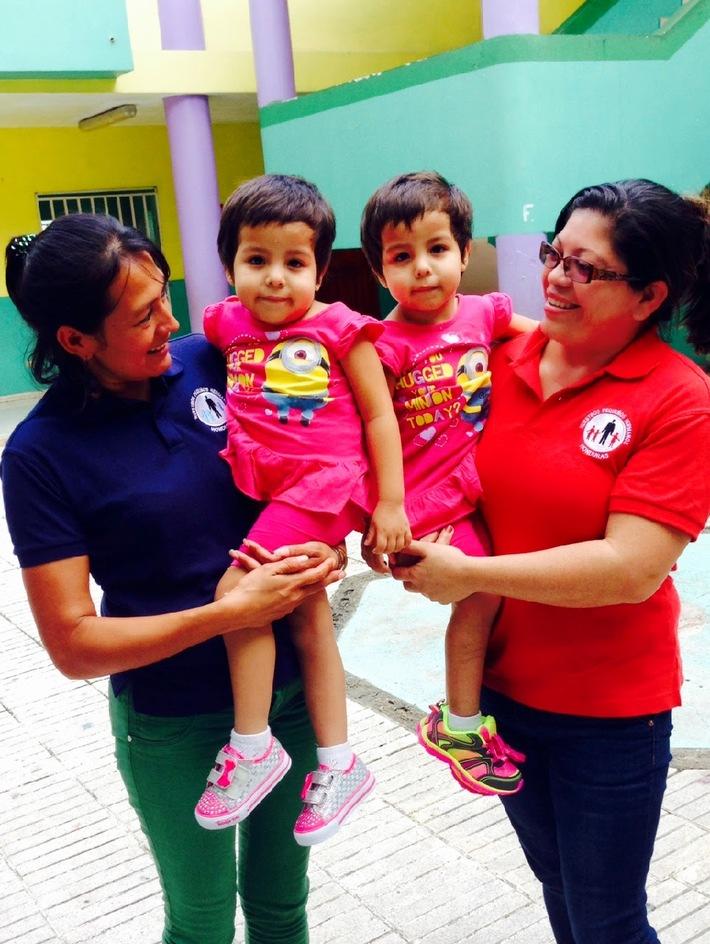 Honduranische Regierung schließt Kinderheime / nph honduras nimmt mehr als 80 Kinder auf