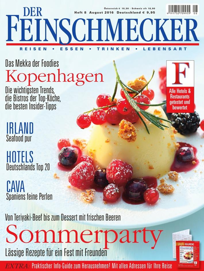 """""""Deutschlands exklusivstes Hideaway: Weissenhaus Grand Village Resort & Spa wurde von DER FEINSCHMECKER zum Hotel des Jahres gewählt"""""""