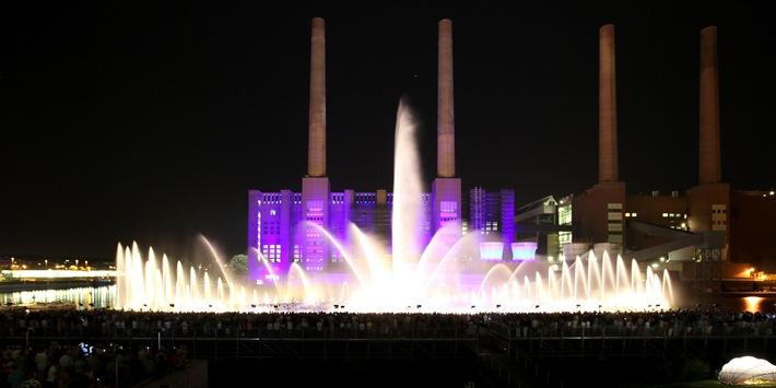 Neuer Besucherrekord bei der größten mobilen Wassershow der Welt