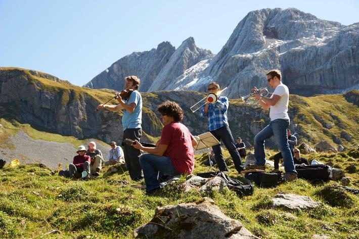 Berge hören und Klöster schmecken in Vorarlberg