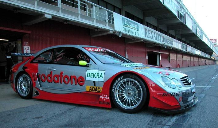 Mit großem Engagement in die neue Motorsport-Saison / DEKRA ist offizieller technischer Partner der DTM