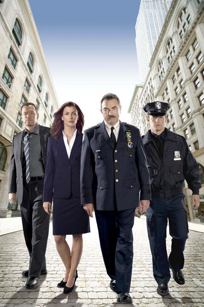 """Tom Selleck in der Erfolgsserie """"Blue Bloods"""" bei kabel eins"""