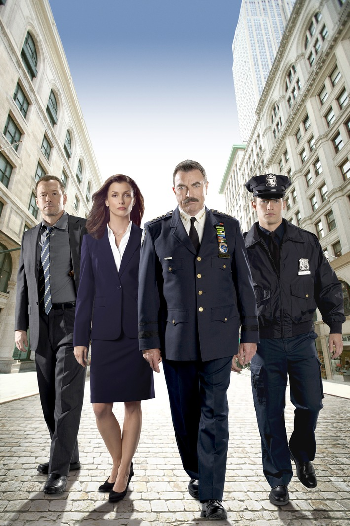 "Tom Selleck in der Erfolgsserie ""Blue Bloods"" bei kabel eins"