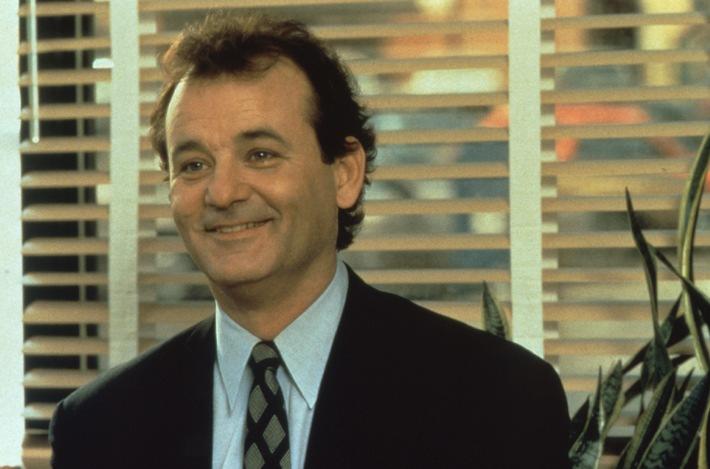 """Ein Tag mit Bill Murray: """"Und täglich grüßt das Murmeltier"""" am Mittwoch bei kabel eins"""