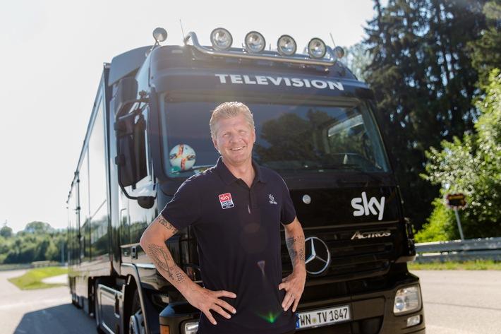 """""""Effes Bundesliga Check"""" ab dem 3. August auf Sky Sport News HD"""