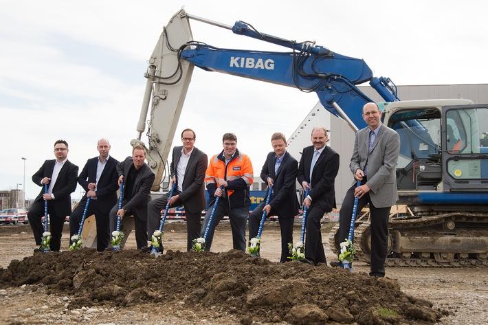 Lidl Schweiz investiert in Weinfelden / Die Expansion wird weiter vorangetrieben. Das Unternehmen baut das Logistikzentrum aus. In den kommenden Monaten werden 20 Mio. in die Infrastruktur investiert (BILD)